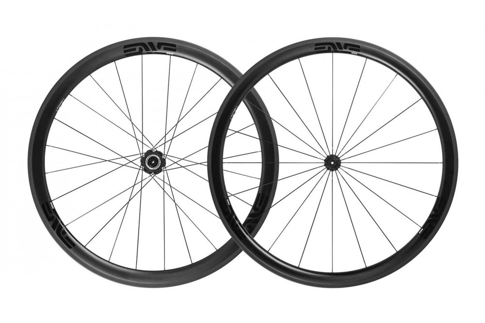 SES 3.4 - A climbing wheel with an aero advantage, designed to be ridden in the mountains.