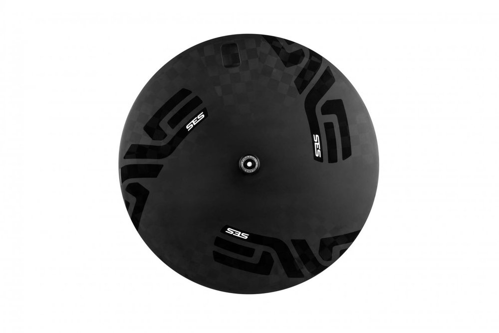 SES DISC - The SES Disc wheel is the outright fastest rear wheel available. It is the culmination of nearly five years of development.