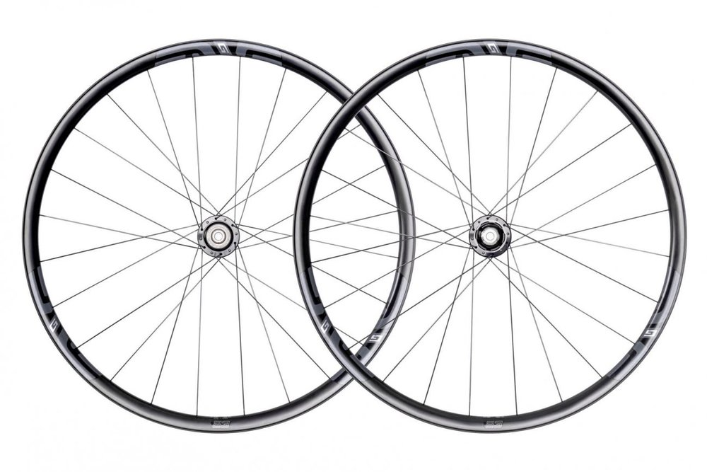 G23 700C - The G23 is the definition of a true disc gravel wheelset.  At 330 grams, ENVE's lightest 700c tubeless rim accelerates quickly and ascends with ease.
