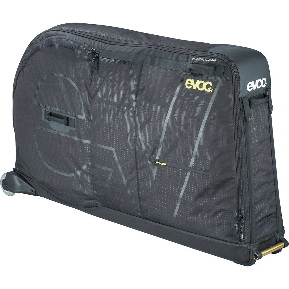 BIKE TRAVEL BAG PRO - The BIKE TRAVEL BAG PRO is a High-End solution for safe and easy bike transport. It offers a maximum in protection and travelling comfort.