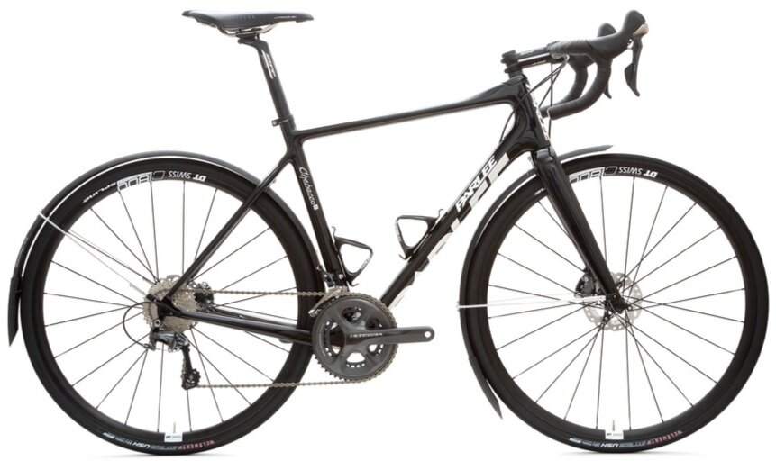 CHEBACCO 4S - We took our acclaimed all-surface Parlee Chebacco and created the 2018 Chebacco 4S—with custom mods designed to keep you on the road or trail in all four seasons.