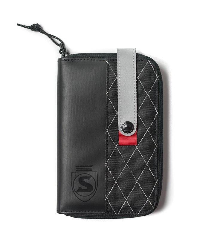 PHONE WALLET - The SILCA Phone Wallet is sized to the height and width of a standard jersey pocket.