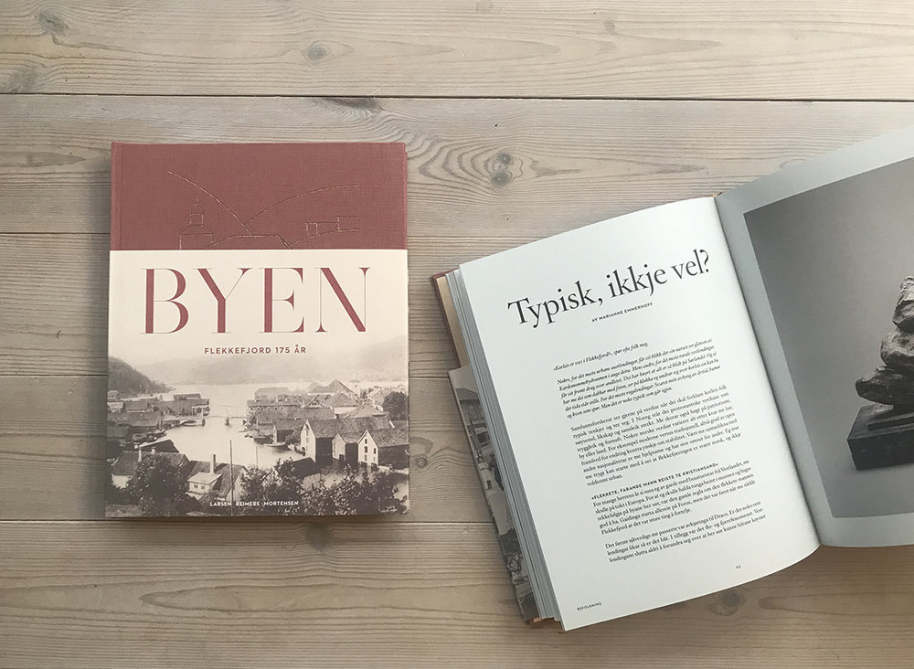 BYEN - Flekkefjord 175 år