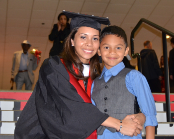 Generation Hope Scholar Alumna Jennifer Ramirez graduated from the University of Maryland, College Park in May 2012 with a degree in criminal justice.  Jennifer now works for the Department of Homeland Security.