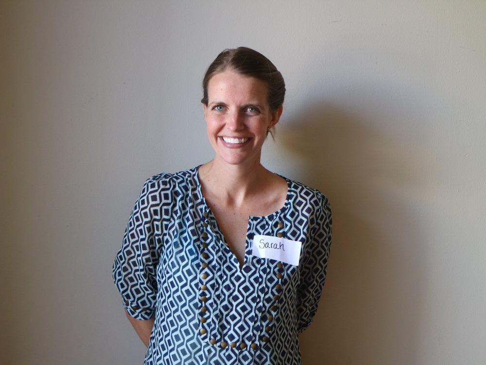 Sarah Bustard