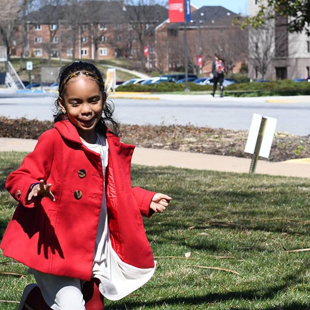 This warm weather is reminding us of how important it is to PLAY!  No matter your age, get outside and enjoy! #play #spring
