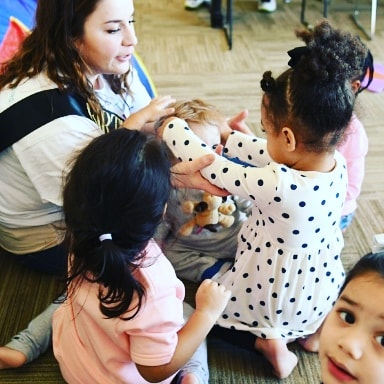 We're hiring! This means you could join a team where playing with adorable kiddos is a regular thing! We're looking for a Connunicatuons Manager and a Scholar Program Coordinator.  Applications are due May 6th.  Click on the link in our bio to apply! #jobsearch #nonprofit #lovewhatyoudo