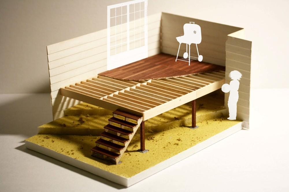 Deck model.