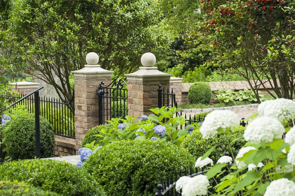 Landscape Architecture Stylish Residential Landscape Architecture