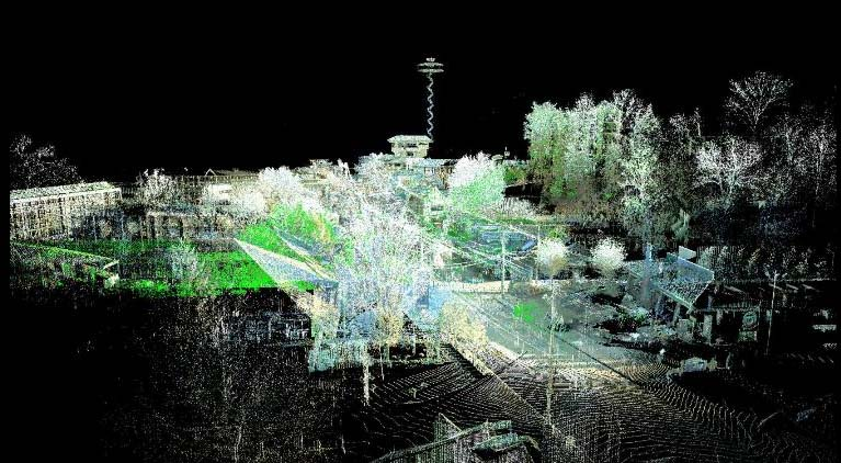 3D Laser Imagery & Surveying