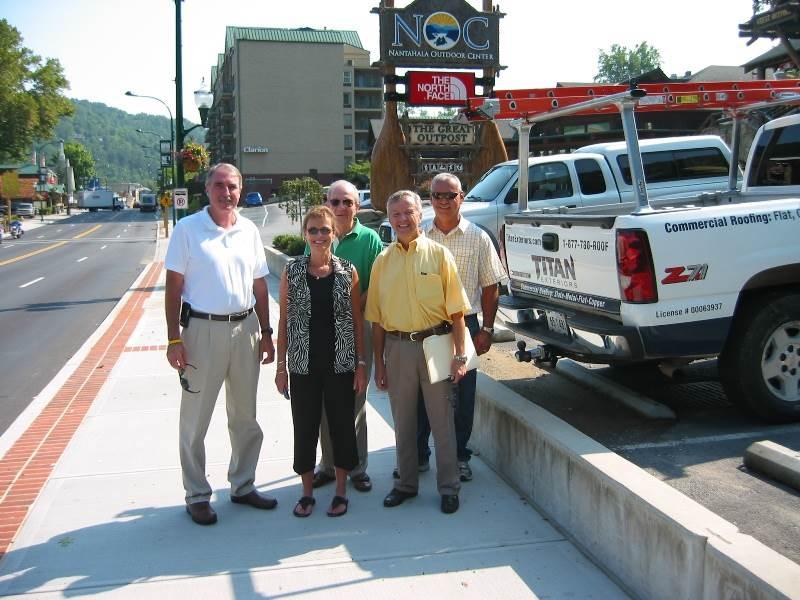 Steve Fritts BWSC (Far left)