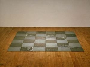 Photo credit: http://www.artsjournal.com/anotherbb/2009/05/your_name_here_-_carl_andre_an.html