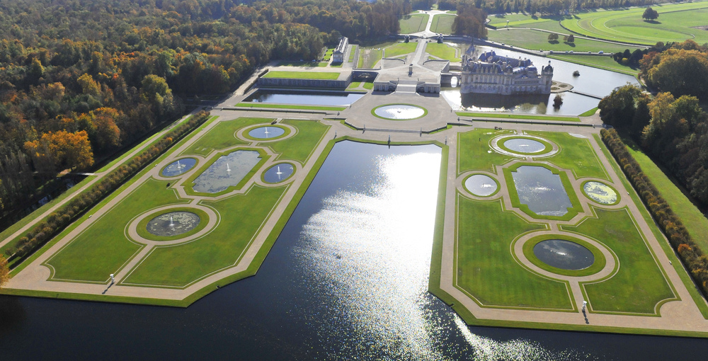 Parc du Chateau de Chantilly