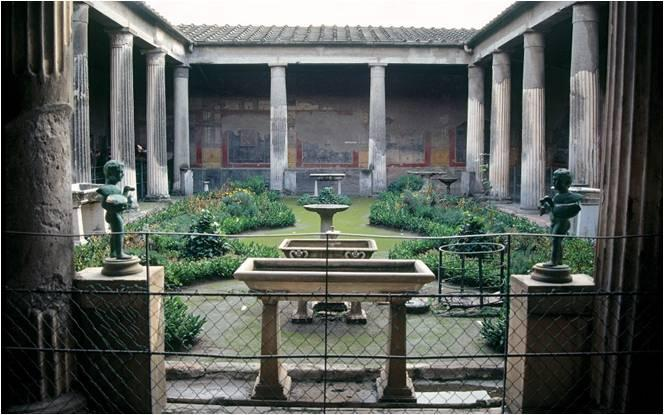 Peristyle - Credit: Google Images