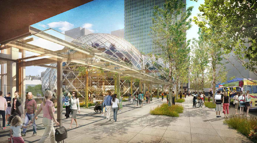 Amazon Headquarters - NBBJ