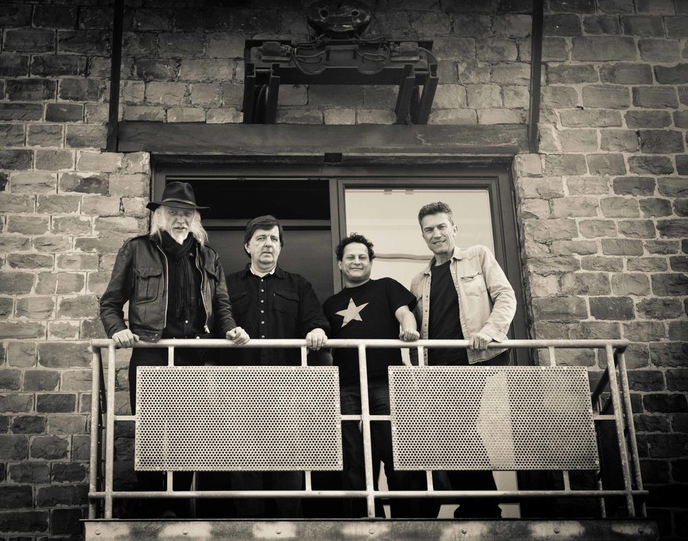 Froidebise Pirotton Quartet