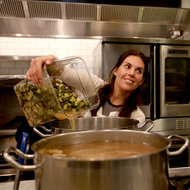 Alison Cayne Schneider, the owner. Credit:   Nicole Bengiveno/The New York Times