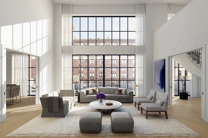 More than half the condos at 60 East 86th Street were sold in the eight weeks after sales opened.      Credit  Archpartners