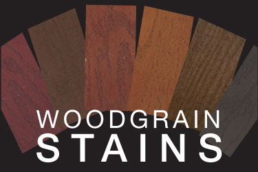 WOODGRAIN STAINS