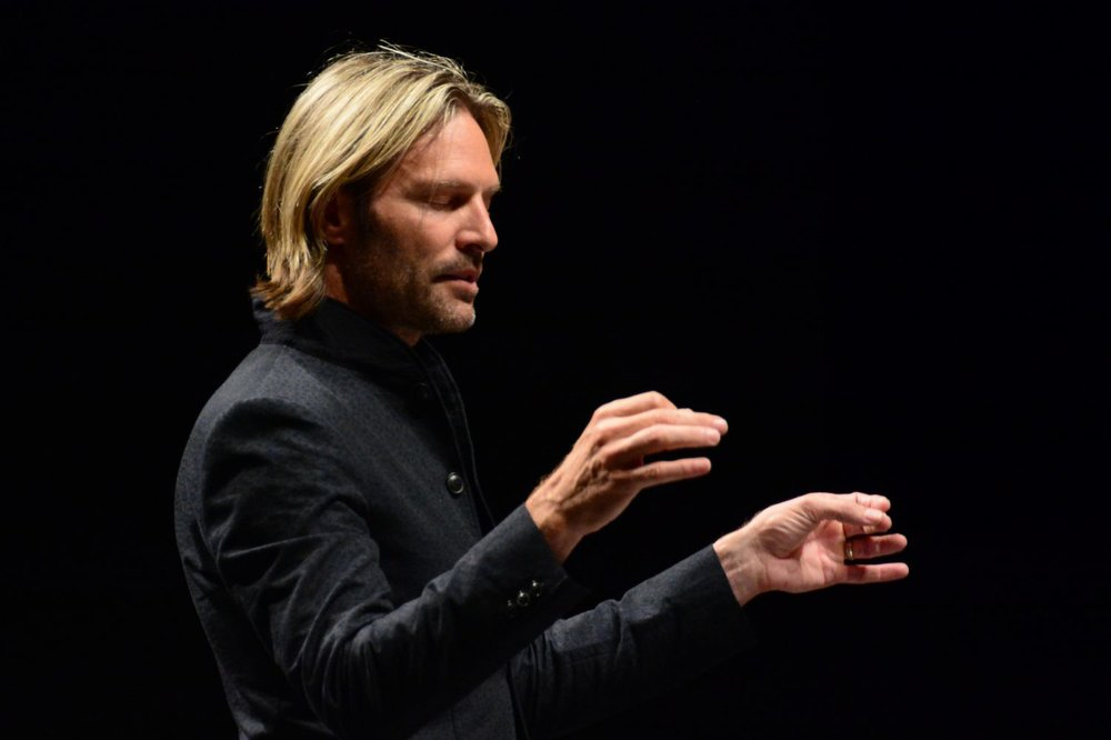Eric Whitacre, American composer and composer