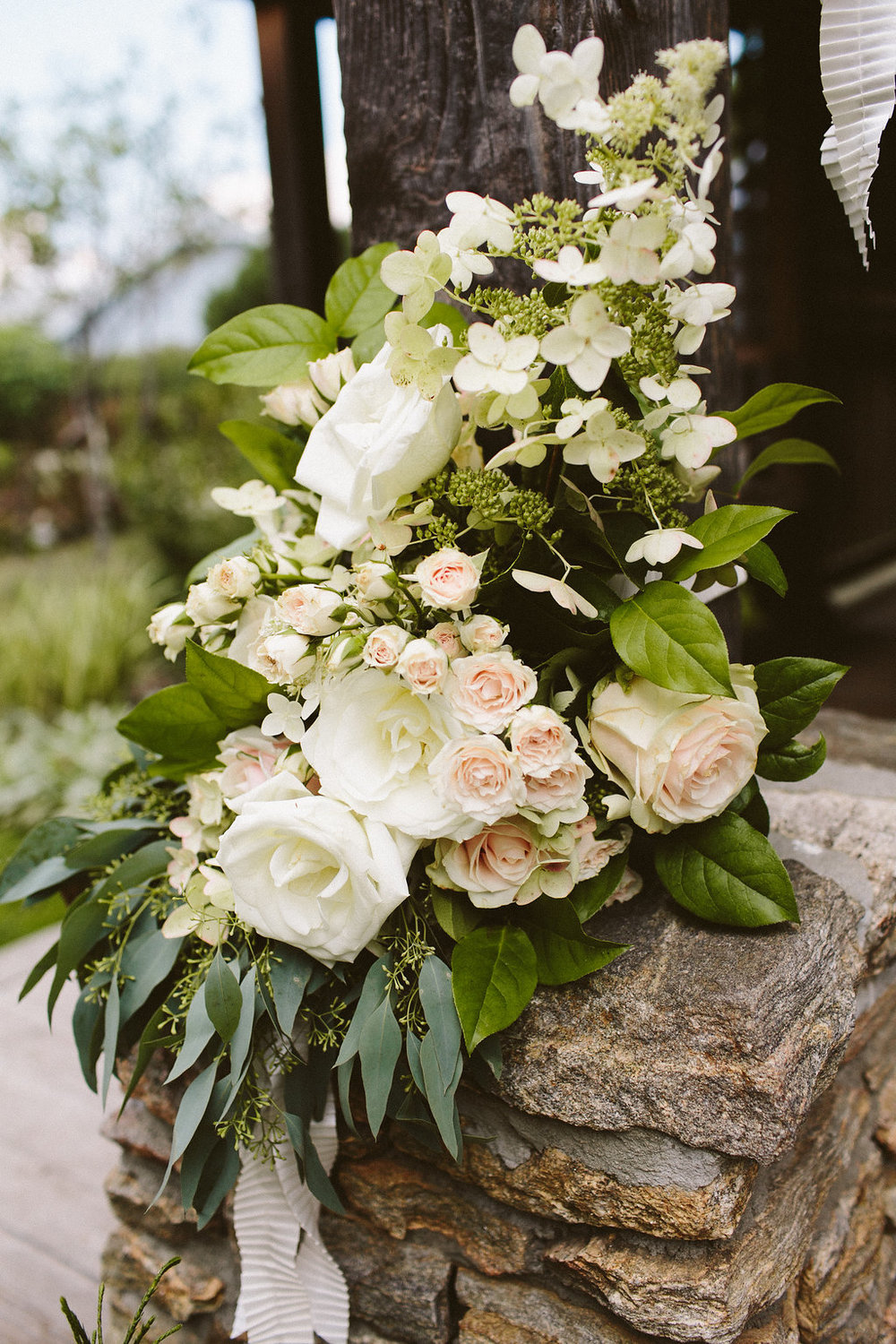 Philosophy Flowers | Wedding Decor
