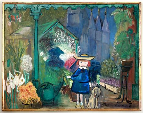By Ludwig Bemelmans. Image from nyhistory.org