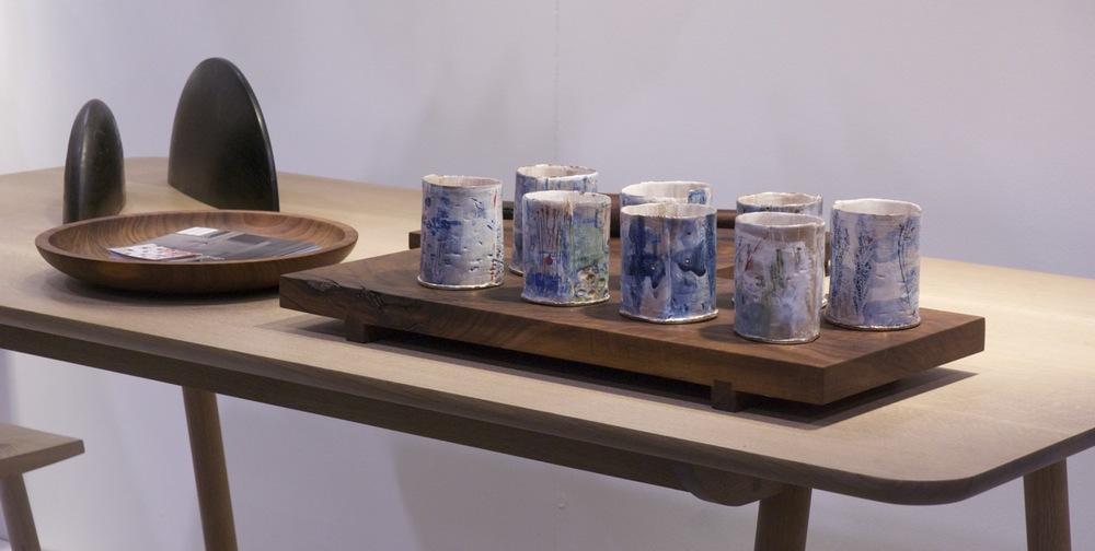 Heidi Earnshaw Design & Susie Osler Ceramics