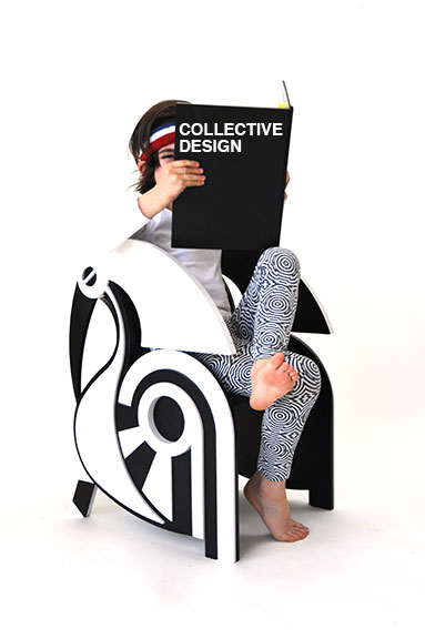 Ibis Chair  by Material Lust
