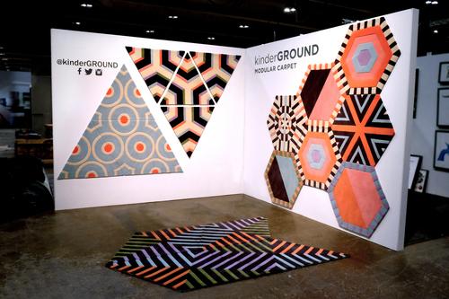 Kinder MODERNu0027s Design Lab, Kinder STUDIO, Celebrated The US Launch Of Its  Premiere Product Line, Kinder GROUND, At The International Contemporary  Furniture ...