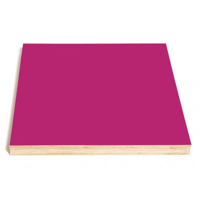 Large Noteboard     Kotona Design     Finland     contemporary/ 2015      Plywood      H 19.75 in, W 19.75 in      Fuschia, Yellow, and Grey INSTOCK     LIST PRICE:  $140     DESIGNER DISCOUNT PRICE: $    LEAD TIME: 3-5 Days Shipping & Handling    QUANTITY IN STOCK: 3    ONLINE PLATFORMS: kM Web