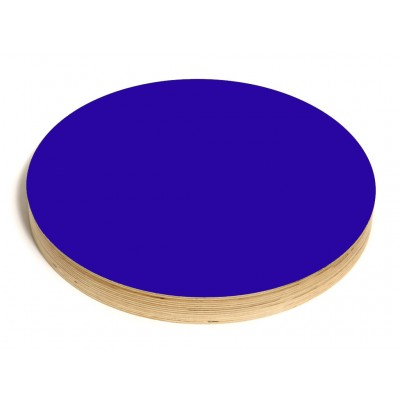 Circle Noteboard Kotona Design Finland contemporary/ 2015 Plywood Dia 15.75 in Cobalt Blue and Fuschia INTSTOCK LIST PRICE: $110 DESIGNER DISCOUNT PRICE: $ LEAD TIME: 3-5 Days Shipping & Handling QUANTITY IN STOCK: 3 ONLINE PLATFORMS: kM Web