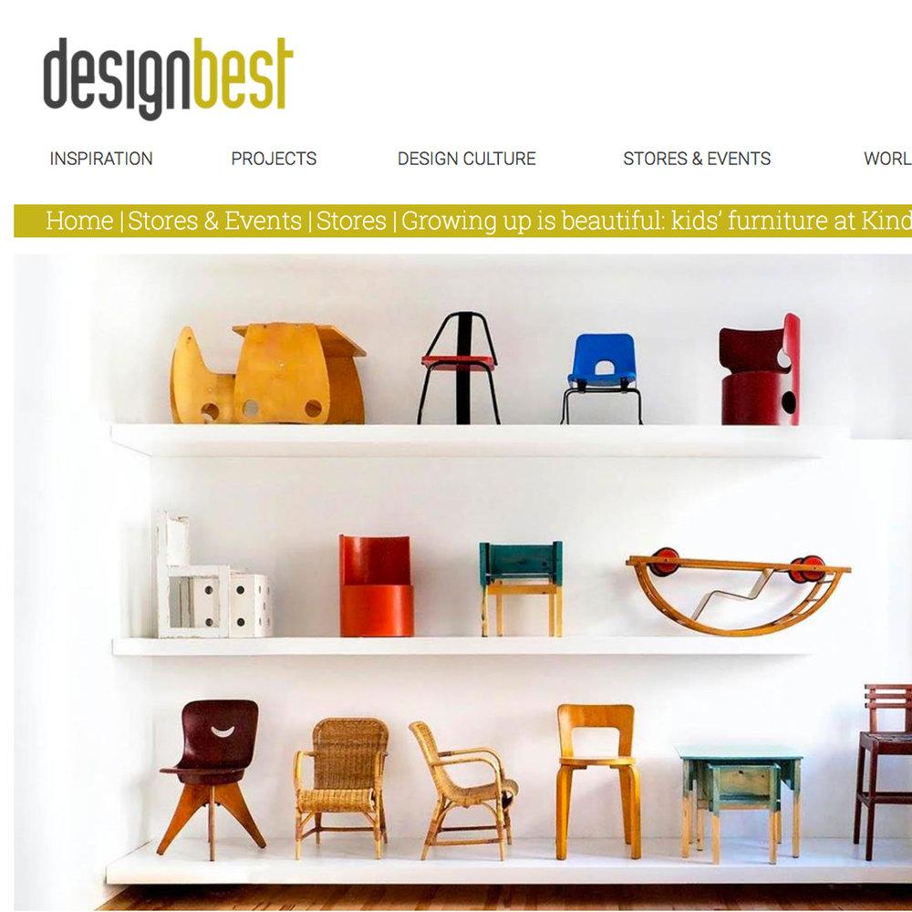 Design Best, Growing Up Is Beautiful, 2017