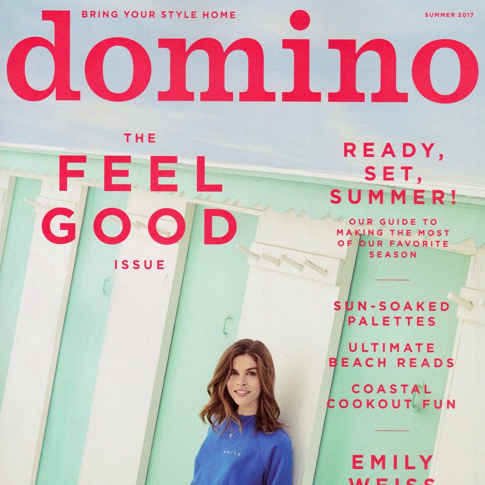 Domino, Editor's Picks, 2017
