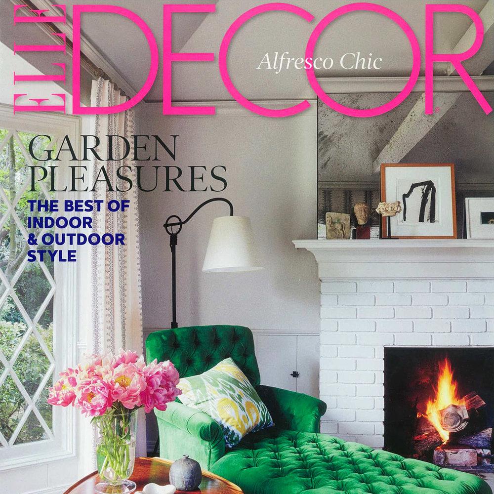 Elle Decor, Style Sheet, 2017
