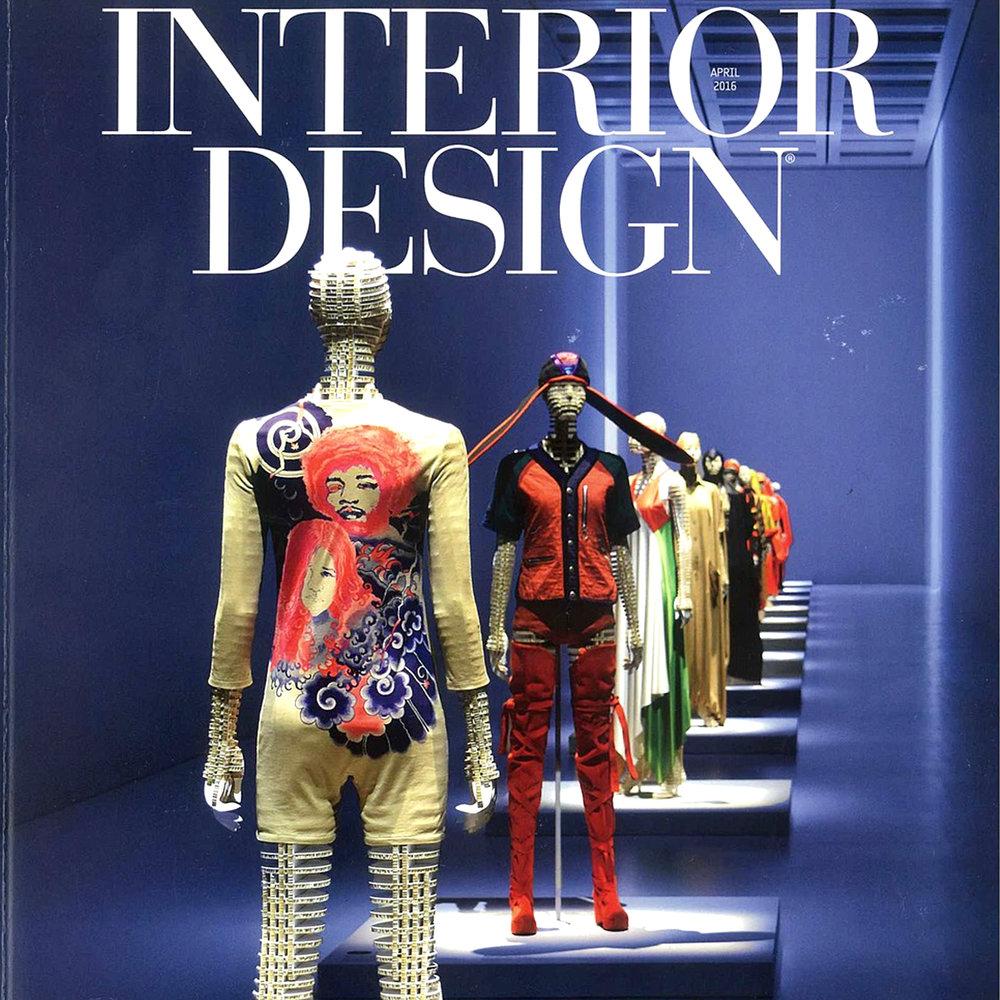 Interior Design, 2016