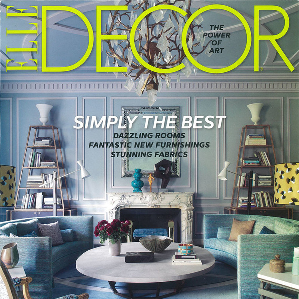 Elle Decor, 2015