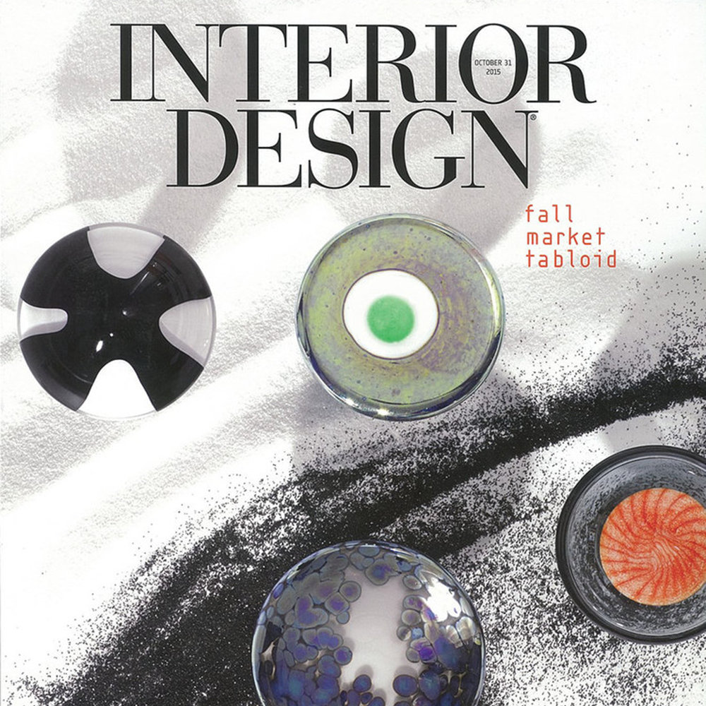 Interior Design, 2015