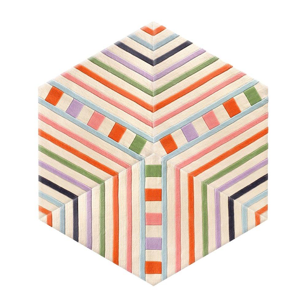 Large Hexagon - Stripe.jpg