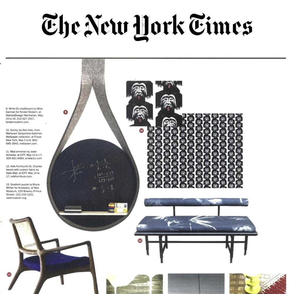 New York Times, 2015