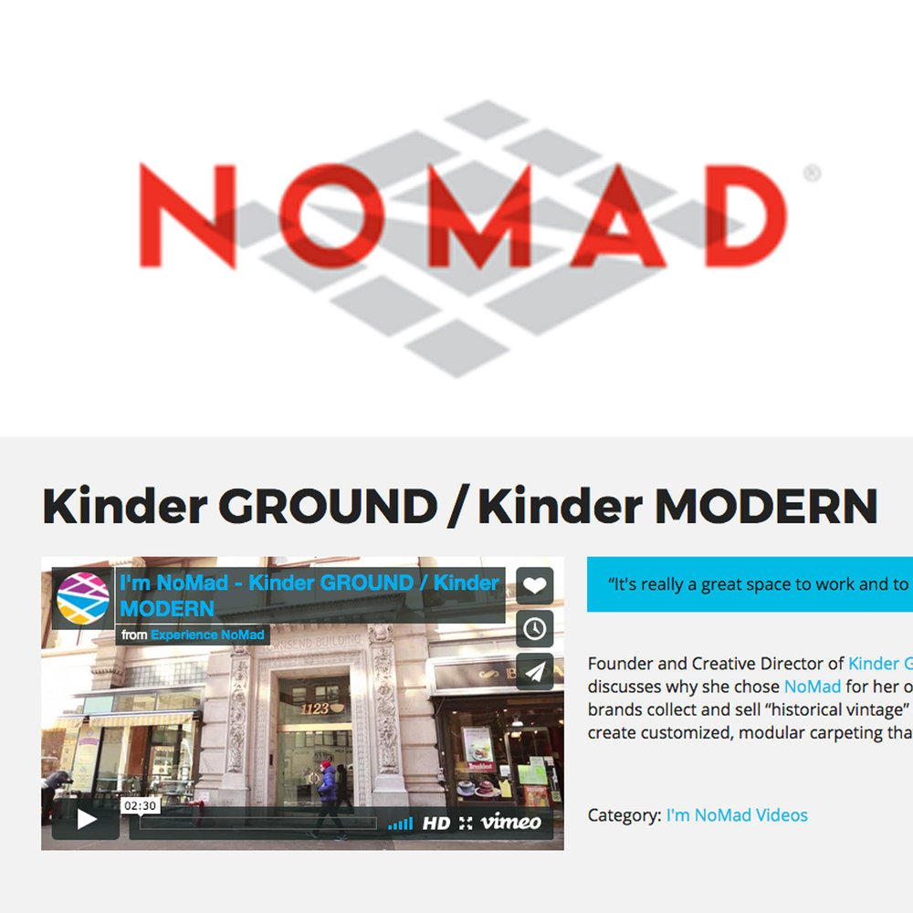 Nomad, 2015