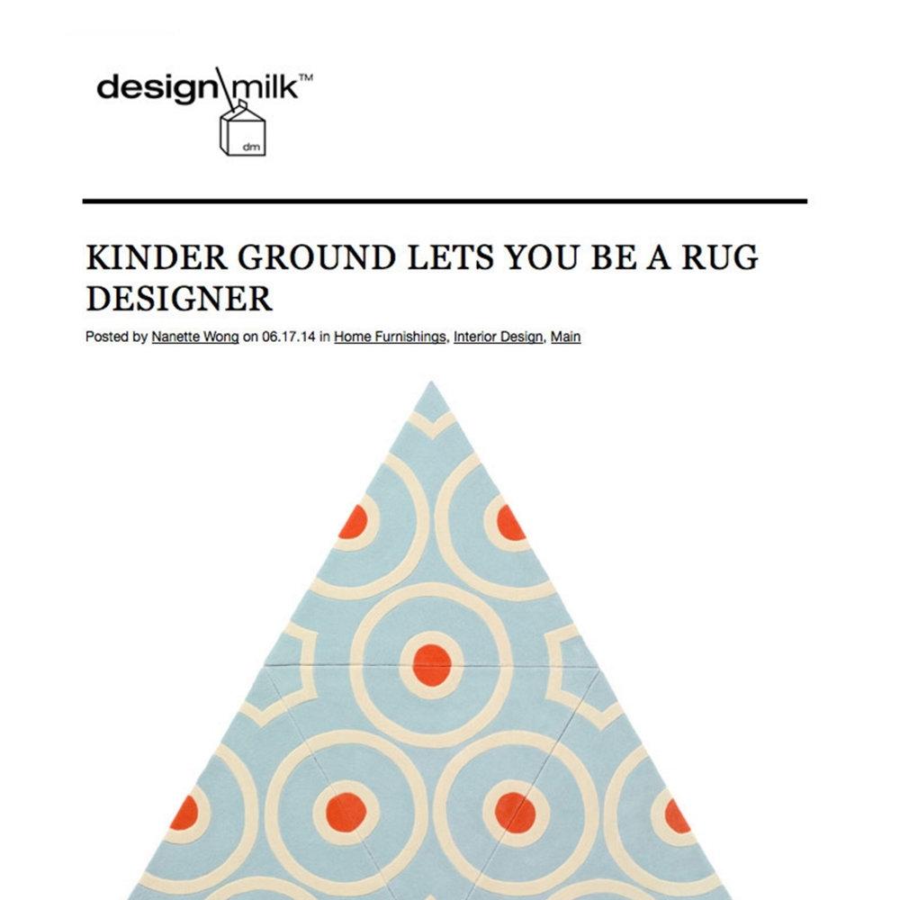 Designmilk, 2014