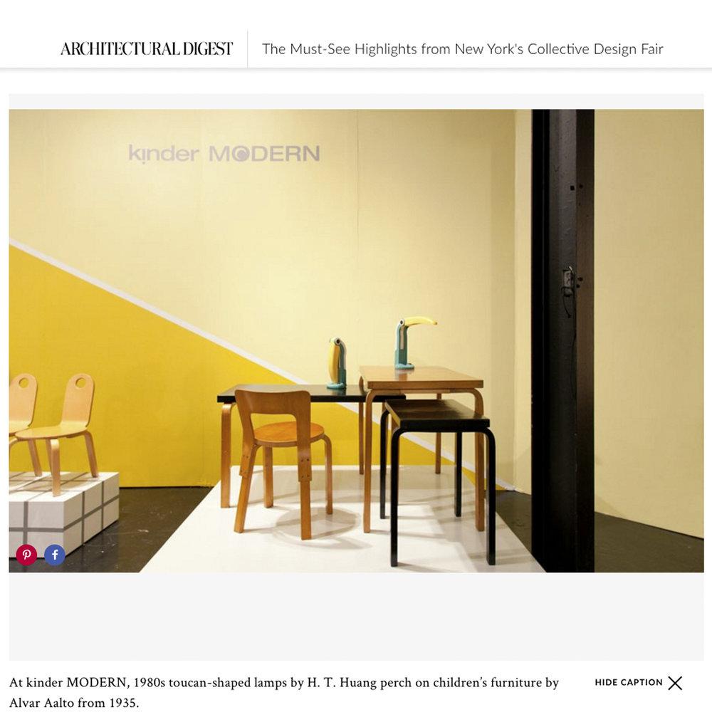 Architectural Digest, 2014