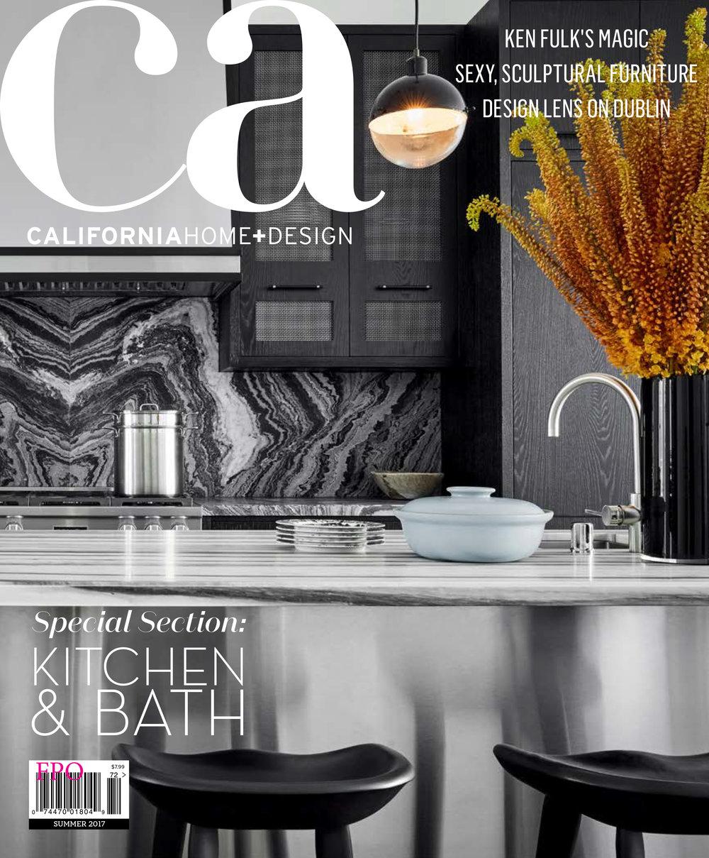 California Home + Design, Summer 2017