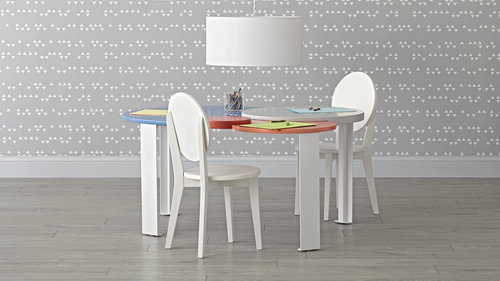 Arc play table u2014 kinder modern