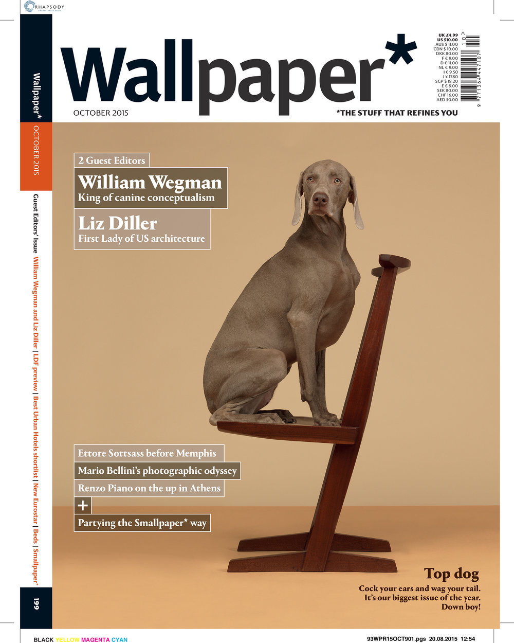Wallpaper, October 2015
