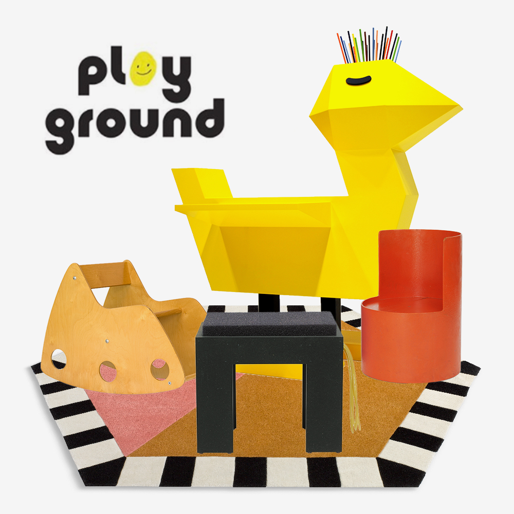 PLAY GROUND 2018 / INNEN