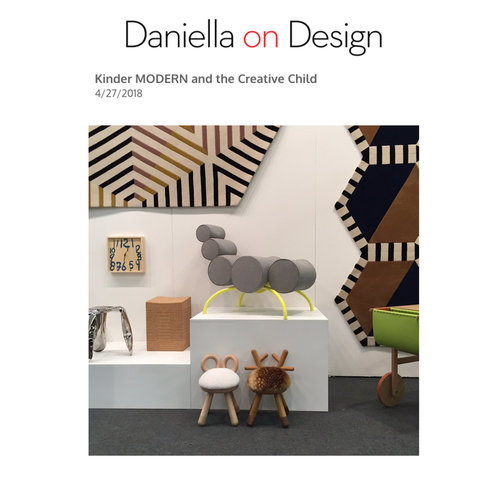 Daniella on Design, April 2018