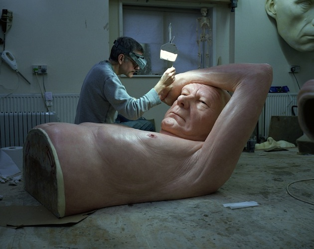 Ron Mueck (  Source  )