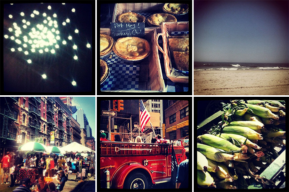 The best of summer in the city. All photos by Kari Hansbarger.