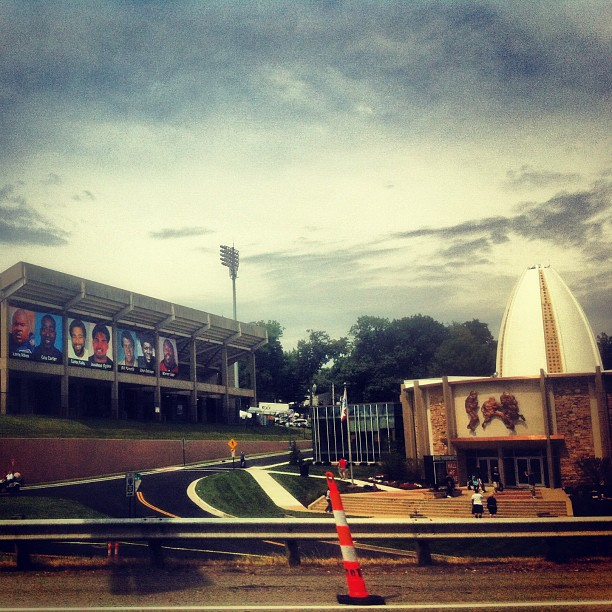The NFL Pro Football Hall of Fame celebrates their 50th Anniversary and the start of the new season...